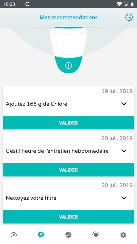 ico app recommandations