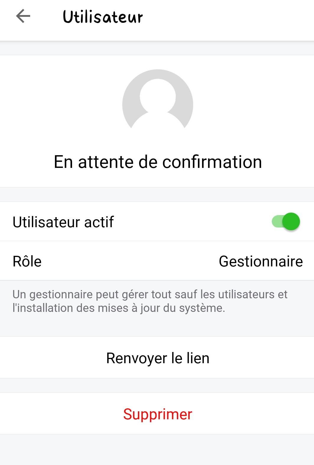 utilisateur