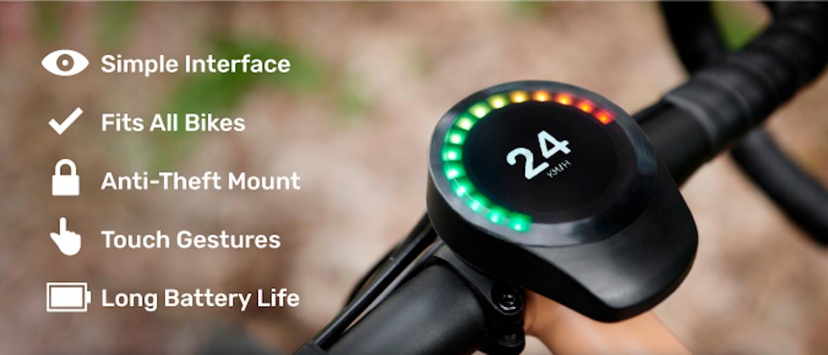 SmartHalo 2: ajoutez de l'intelligence à votre vélo!