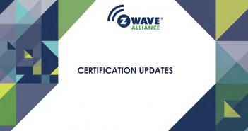 z wave certification v2 une