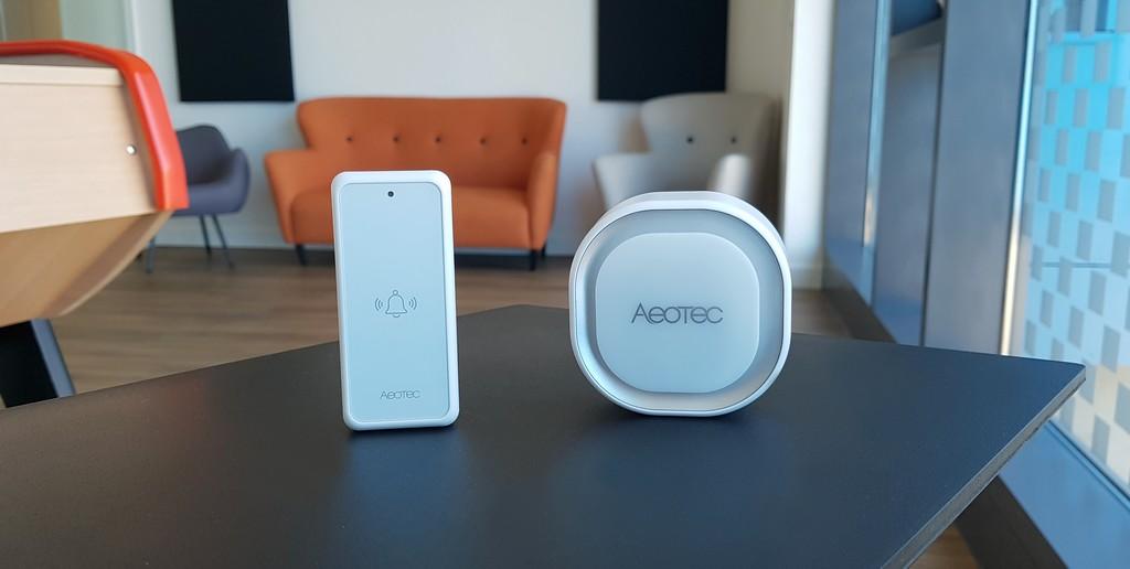 Une sonnette connectée qui rendra votre porte d'entrée intelligente et bien plus !
