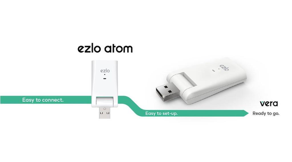 Ezlo Innovation élargit la gamme de box domotique Vera avec Atom