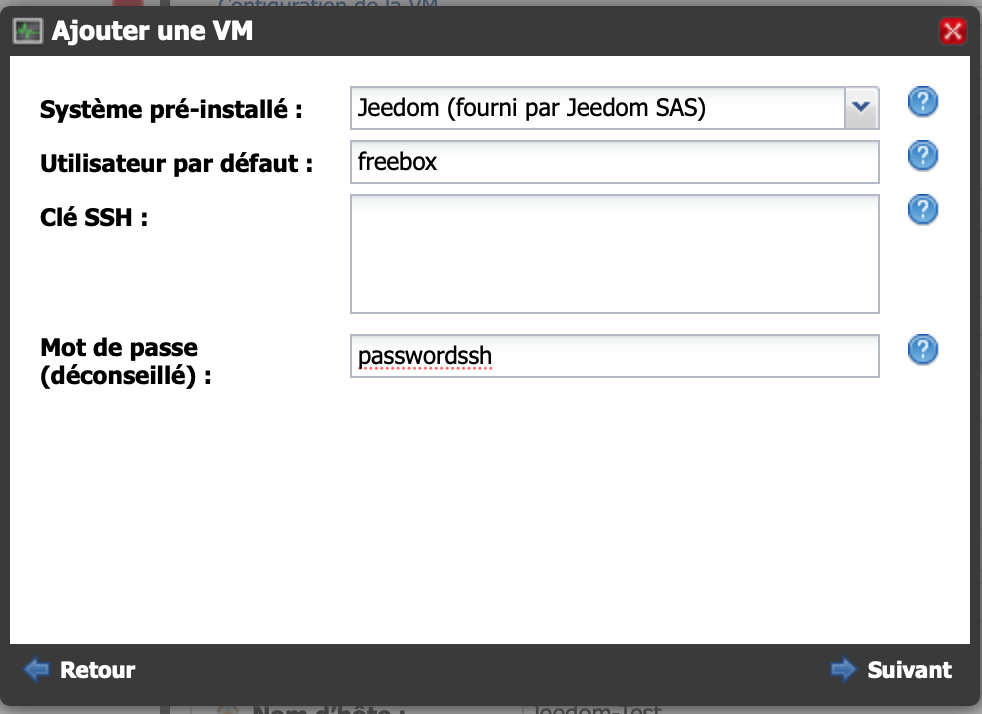 Comment utiliser Jeedom sur ma Freebox Delta ?