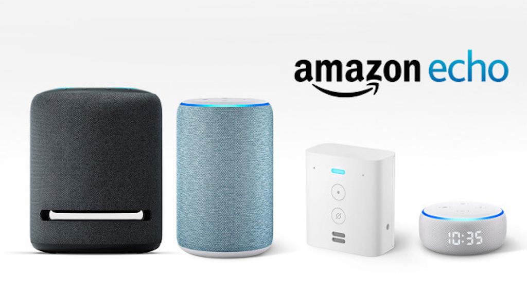Amazon dévoile 8 nouveaux produits dans sa gamme Echo