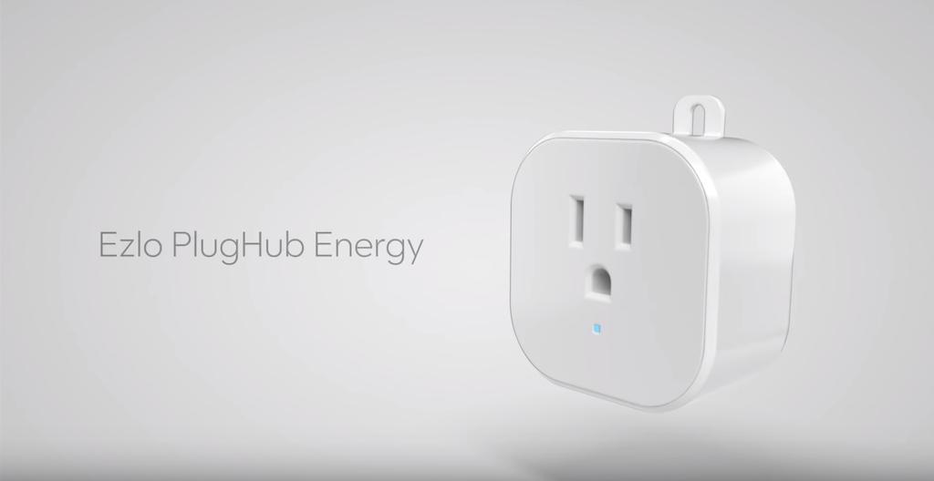 Ezlo Innovation annonce PlugHub Energy, la première prise connectée avec Hub Z-Wave intégré