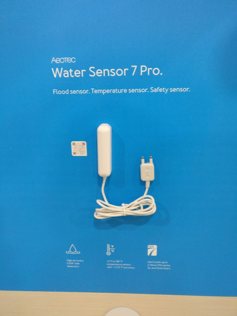 aeotec water sensor7pro