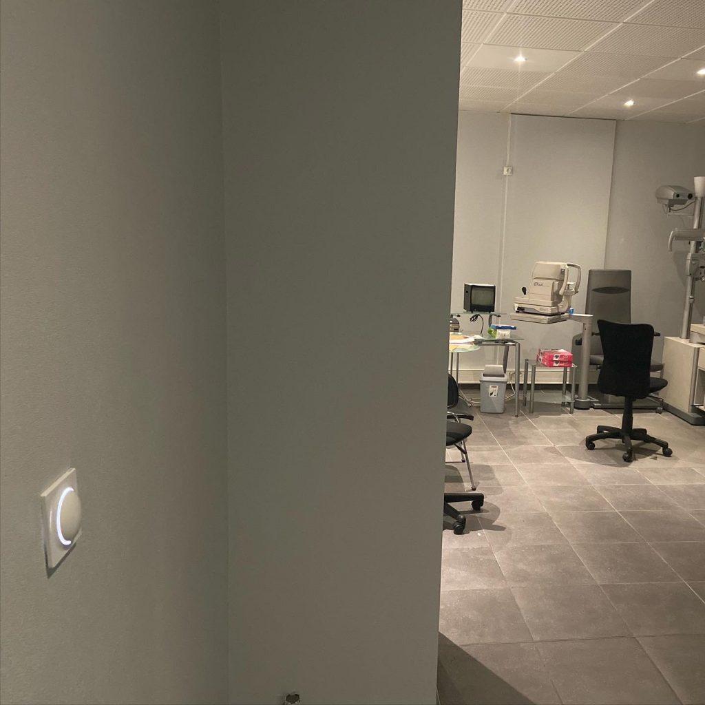 de la domotique dans un cabinet medical 3