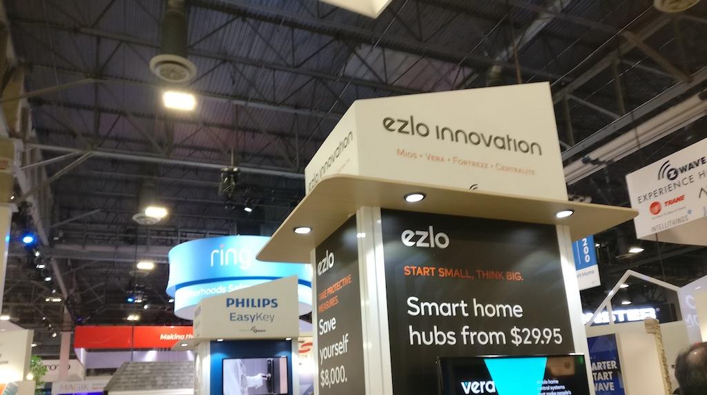 Vera annonce sa nouvelle box domotique Ezlo Plus au #CES2020