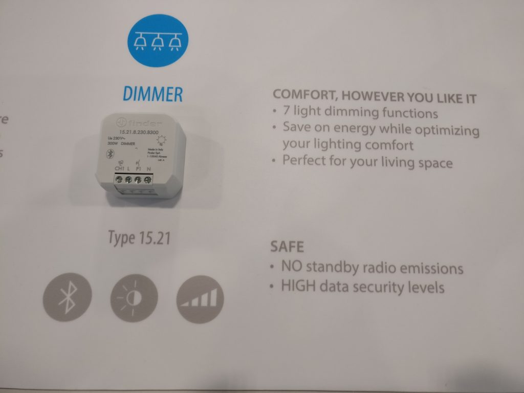 finder yesly ces2020 dimmer