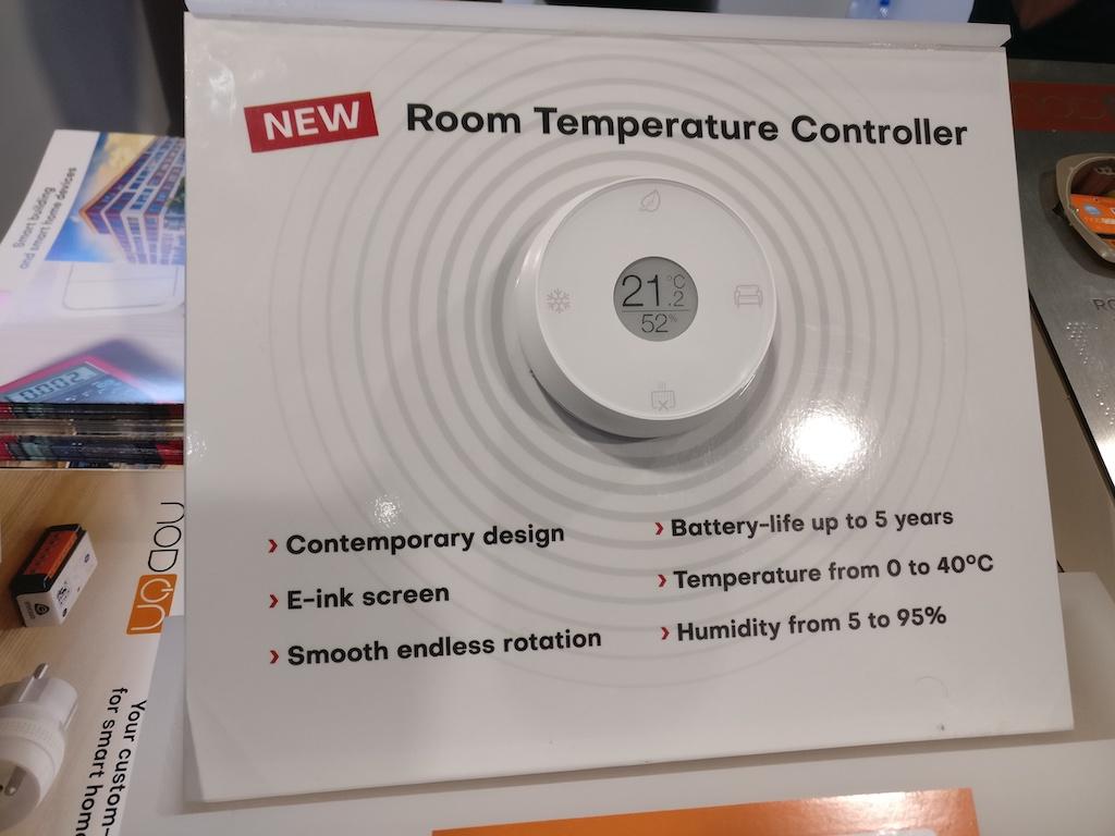 nodon ces2020 thermostat