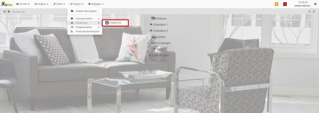 un logement connecte en somfy io homecontrol et bien plus avec jeedom et freebox delta 12