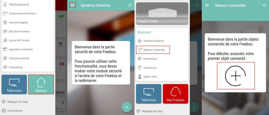 un logement connecte en somfy io homecontrol et bien plus avec jeedom et freebox delta 3