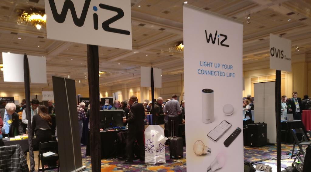 #CES2020 : WiZ Connected élargit sa gamme d'éclairage connecté