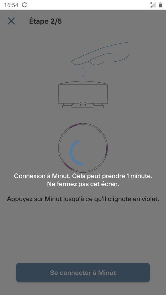 minut app 13