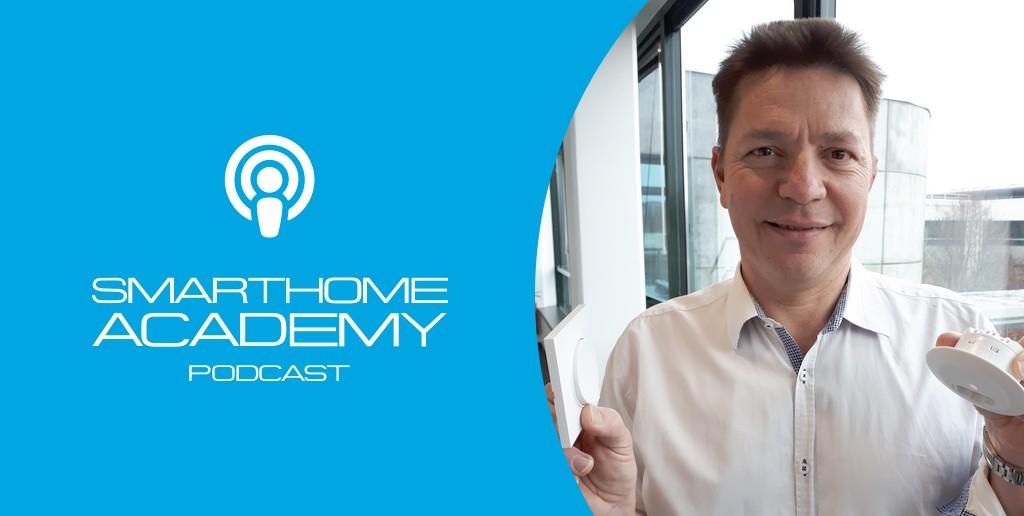 Smarthome Academy – Episode 77 : Une installation domotique facile, rapide, sans fils et sans piles
