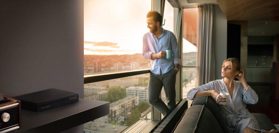 vivez une experience unique du logement intelligent avec fibaro home center 3
