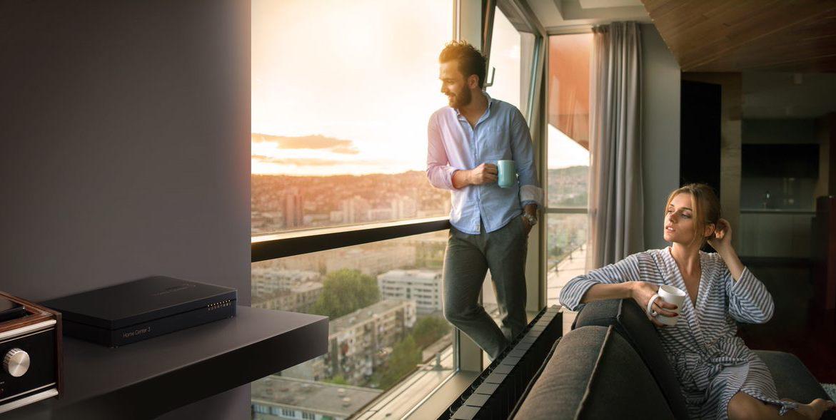 Vivez une expérience unique du logement intelligent avec Fibaro Home Center 3