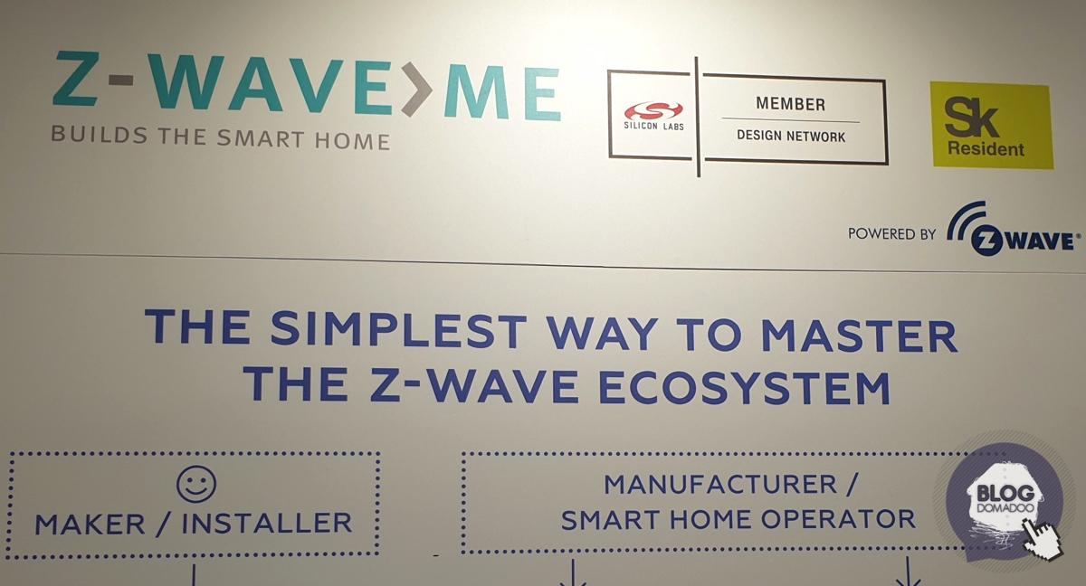 Z-Wave.me présente ses nouveautés à l'#ISE2020