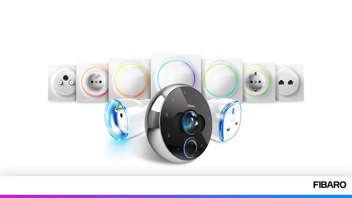Fibaro baisse les prix de son Intercom, du Wall Plug et de ses interrupteurs Walli