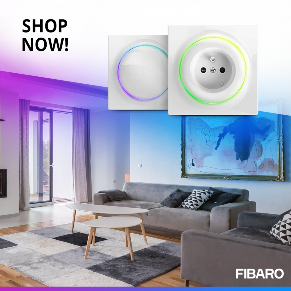 fibaro walli new price 2020