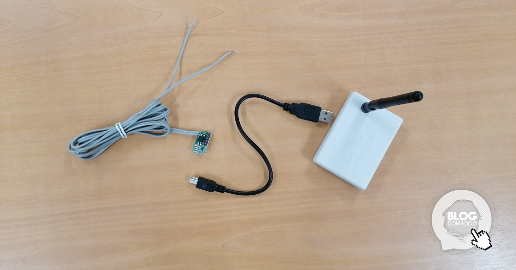 Eedomus : Téléinformation avec l'interface RFXCOM