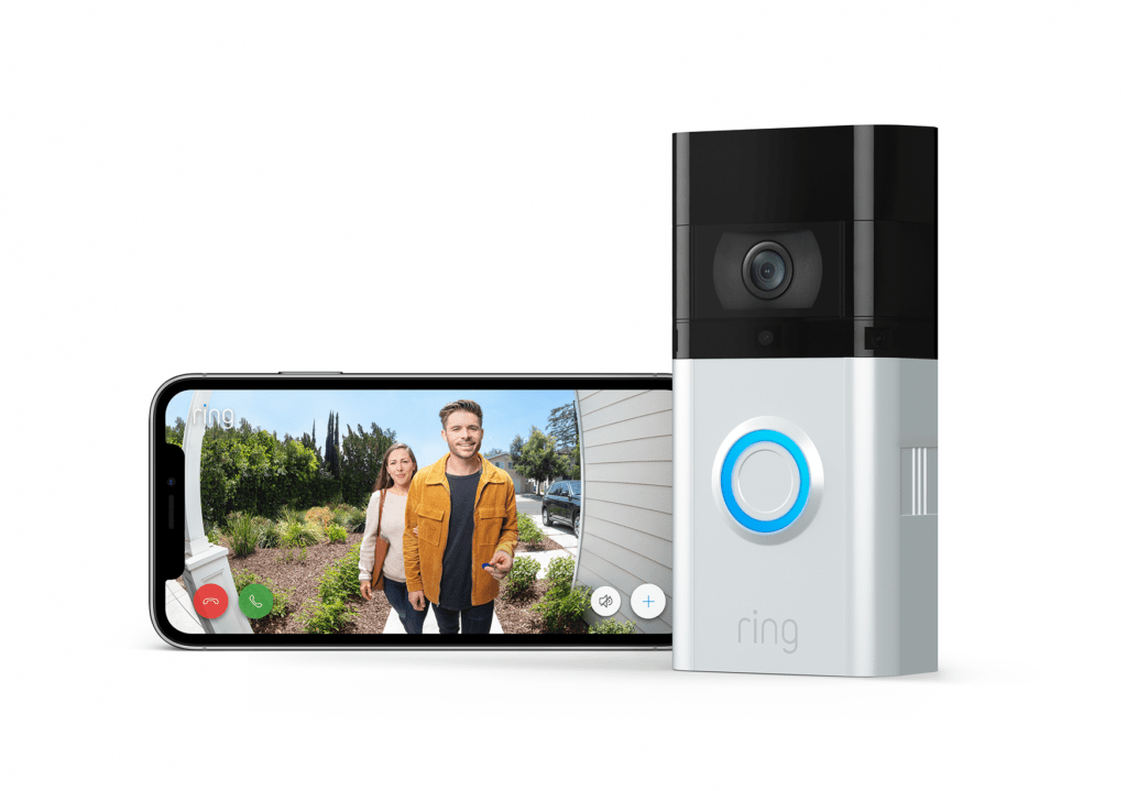 ring video doorbell 3 app