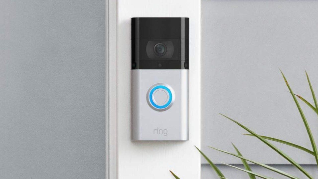 Amazon annonce sa nouvelle sonnette vidéo connectée Ring Video Doorbell 3