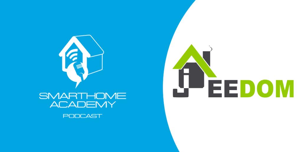 Smarthome Academy - Episode 88 : JEEDOM, la solution domotique pour toute entreprise