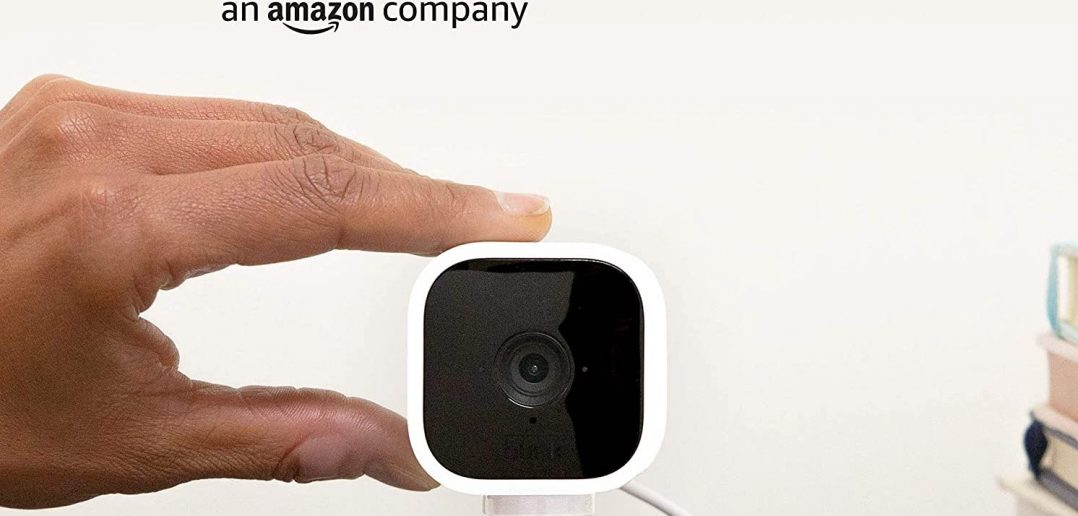 amazon blink mini une