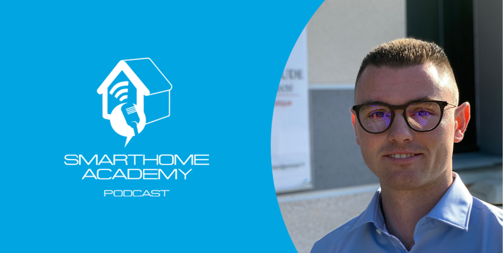 Smarthome Academy – Episode 96 : De la domotique dans un bâtiment