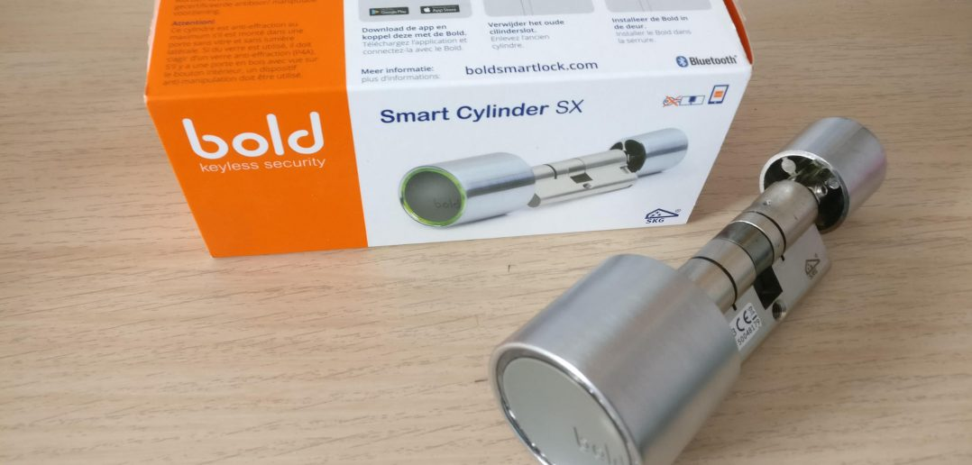 bold smart cylinder une