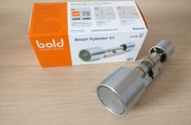 bold smart cylinder une