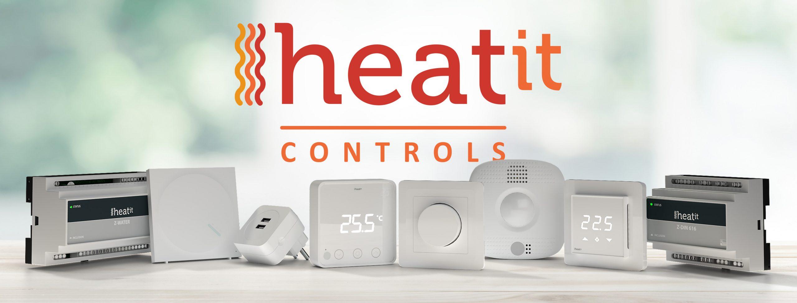 Heatit lance de nouveaux produits Z-Wave pour le chauffage