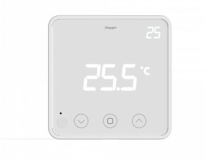 heatit controls thermostat z wave sans fil z temp2