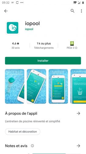 iopool eco installation app 001
