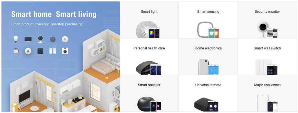 tuya smart home