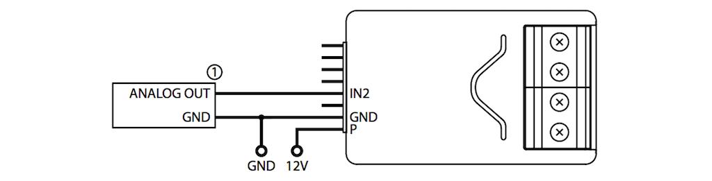 capteur analogique 0 10v z wave fibaro 1