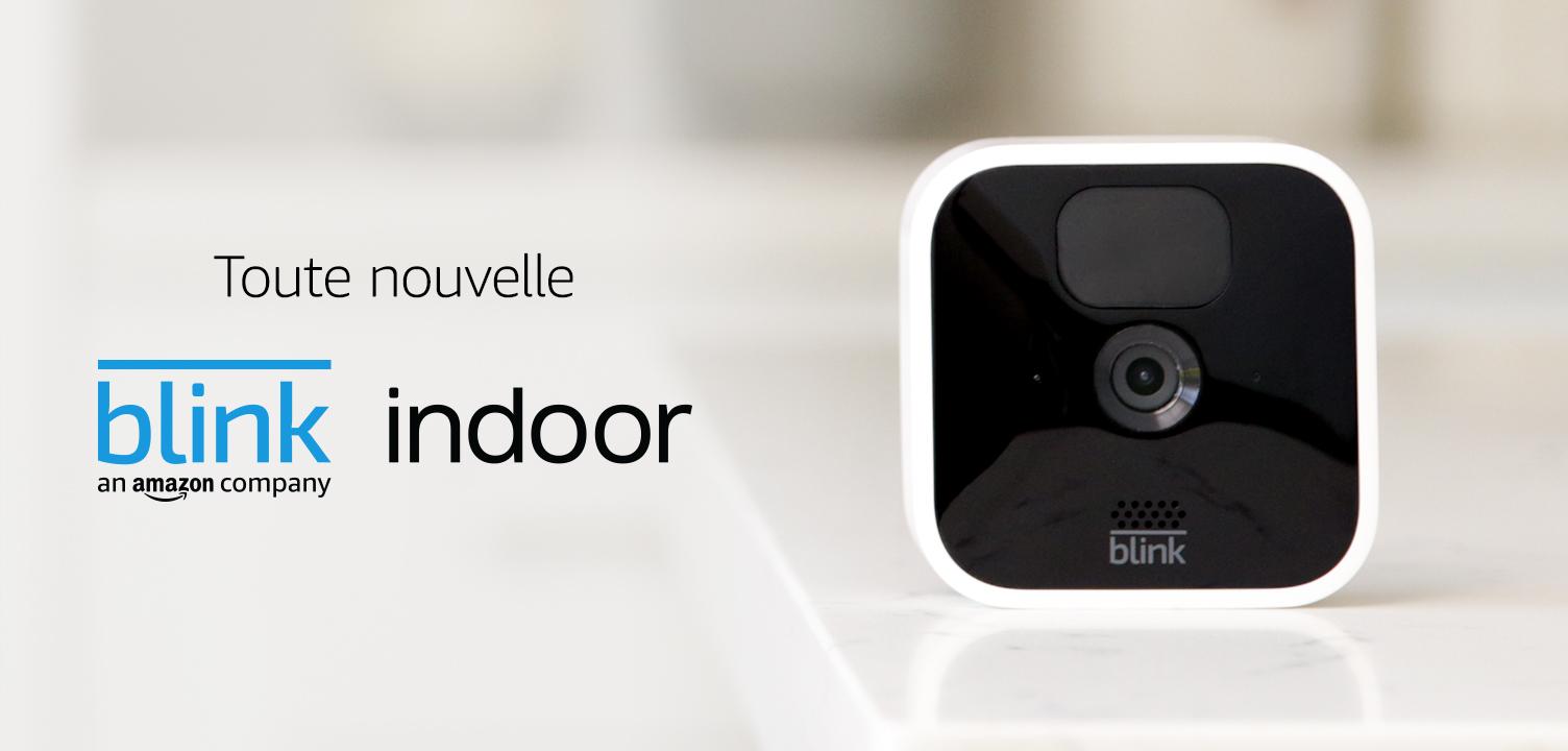 Amazon annonce de nouvelles Caméras Blink, avec jusqu'à 4 ans d'autonomie !