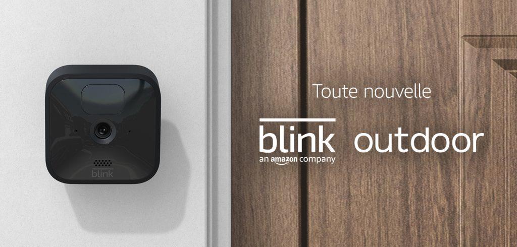 Nouvelle caméra Blink Outdoor