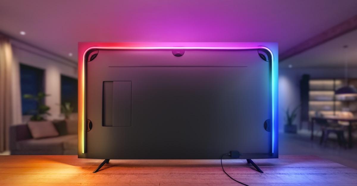 #IFA2020: Philips lance l'Ambilight pour n'importe quelle TV, et de nouveaux produits…