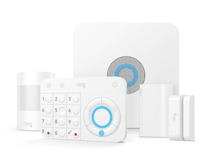 Le système d'alarme Ring Alarm