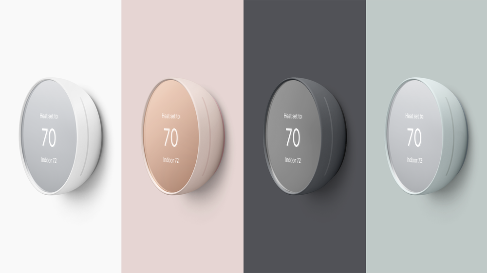 Nouveau thermostat Nest : plus de fonctionnalités pour un moindre coût