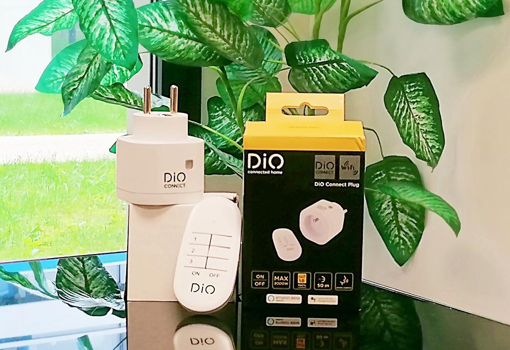 Découverte de la prise connectée DiO Connect Plug