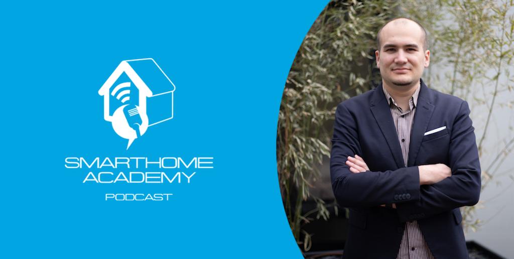 Smarthome Academy – Episode 110 : De la domotique dans une résidence senior
