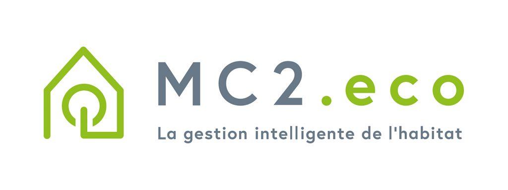 mc2eco logo entreprise domotique hotel restaurant
