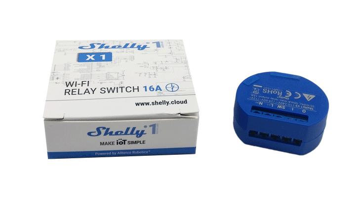 Module Wi-Fi on/off Shelly 1