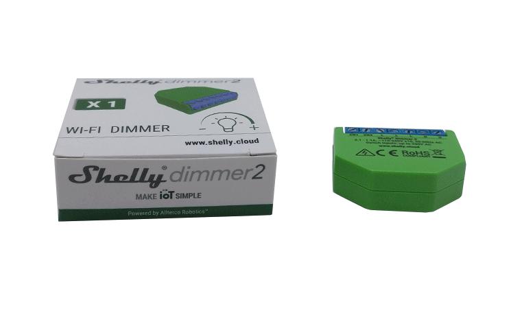 Module variateur Wi-Fi Shelly Dimmer 2