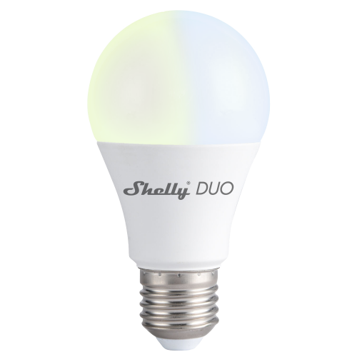 Ampoule Wi-Fi Shelly Duo