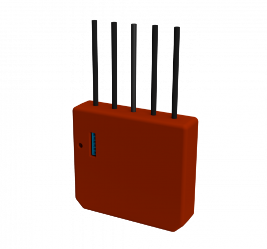 Module 3 entrées Wi-Fi Shelly I3