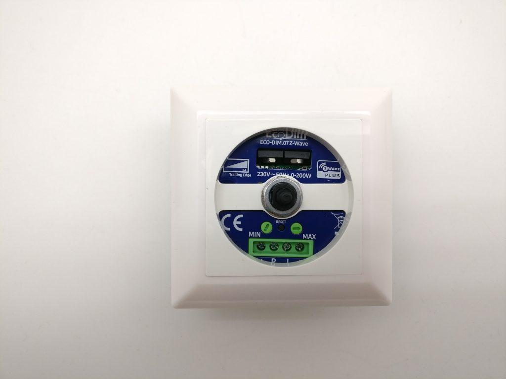 Interrupteur variateur EcoDim